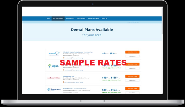 DENTALINSURANCEQUOTE SecureCare60 Inspiration Dental Insurance Quotes